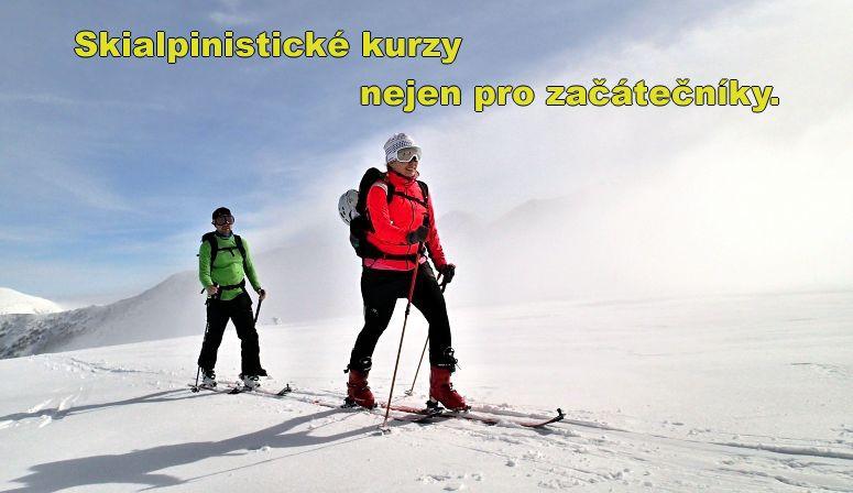 Skialpinistické kurzy